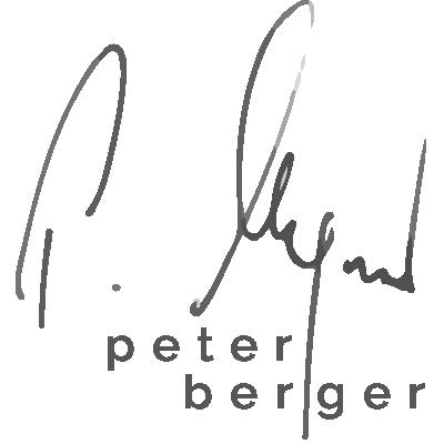 Logo Peter Berger Kunst